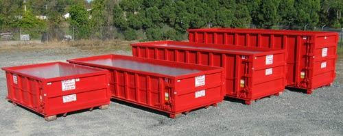 Dumpster Rental Santa Rosa CA